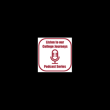 Listen to our College Journeys Podcast series