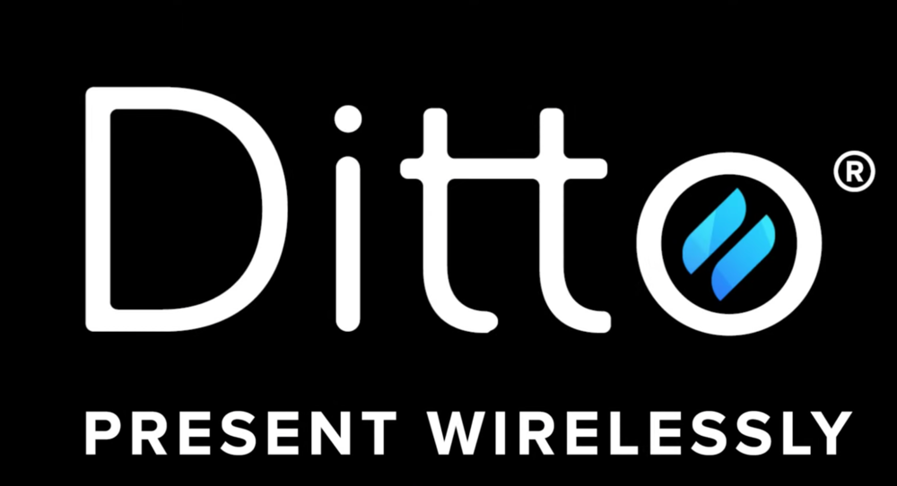 Ditto Present Wirelessly