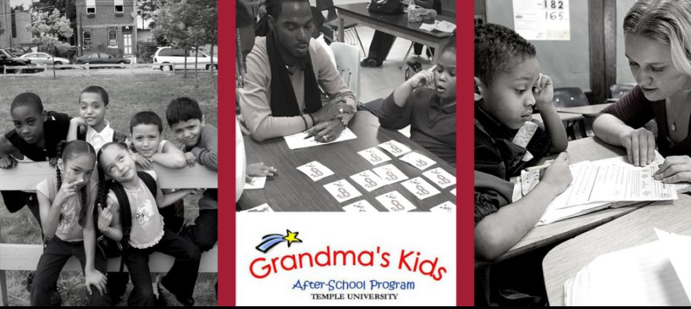 Grandmas Kids Temple University College Of Education