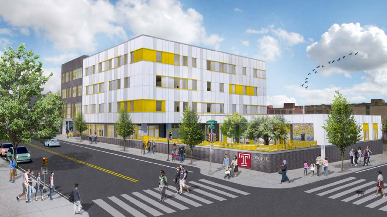alpha center rendering