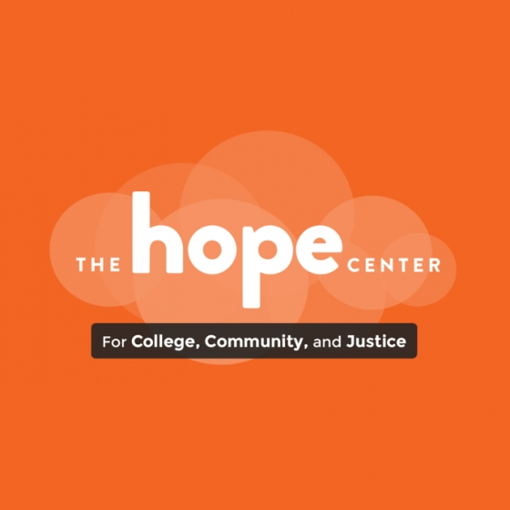 The Hope Center for College, Community, and Justice Logo