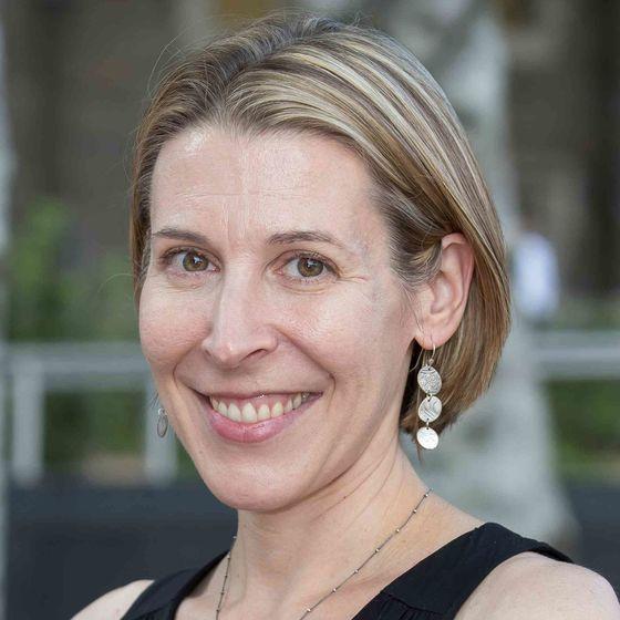 Annemarie Hindman, associate professor of educational psychology