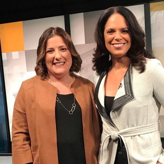Sara Goldrick-Rab and Soledad OBrien